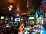 The Globe Pub, a North Center British bar, is one of the best Chicago sports bars and a place to watch rugby.