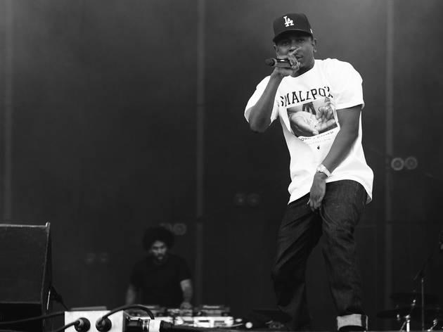 Kendrick Lamar (Photograph:  cousindaniel.com)