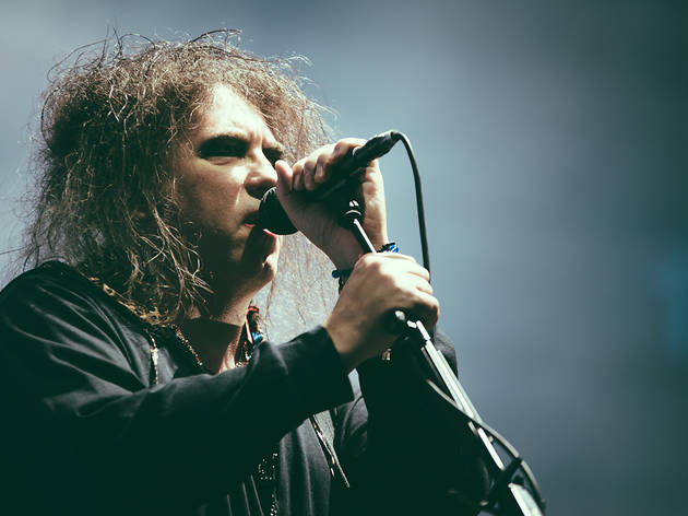 Lollapalooza 2013, The Cure photos
