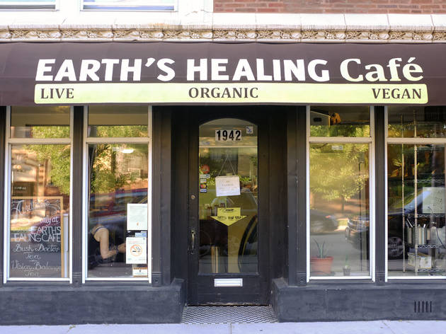 Earth's Healing Cafe