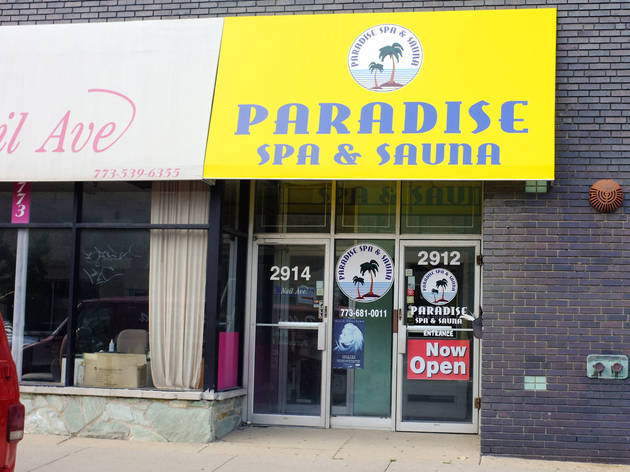 Paradise Sauna Health And Beauty In Albany Park Chicago