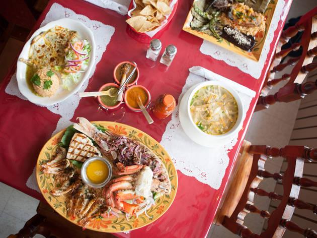 The 21 best Mexican restaurants