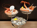 The Seafood Elevation is available at Travelle in The Langham.