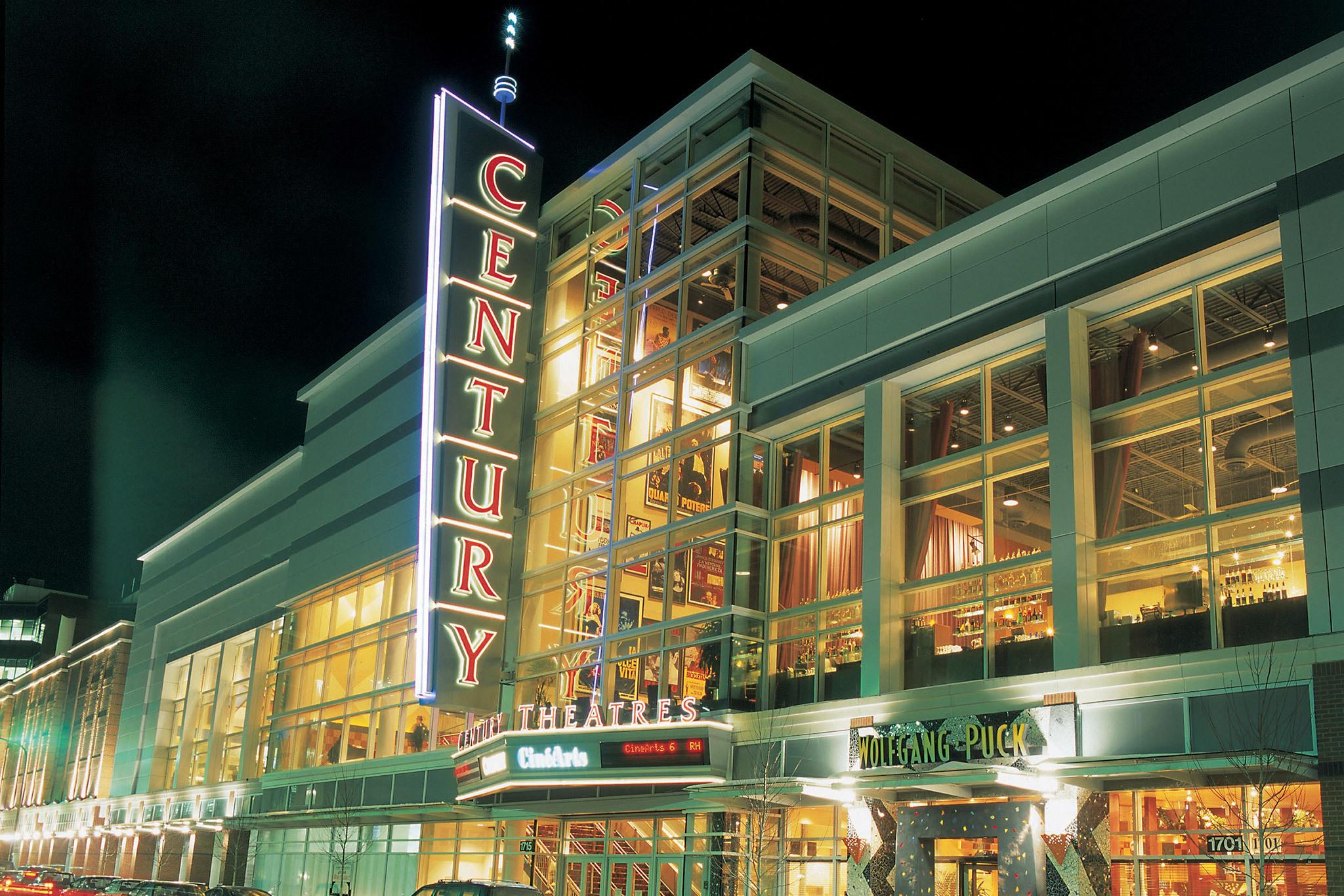Evanston movies times
