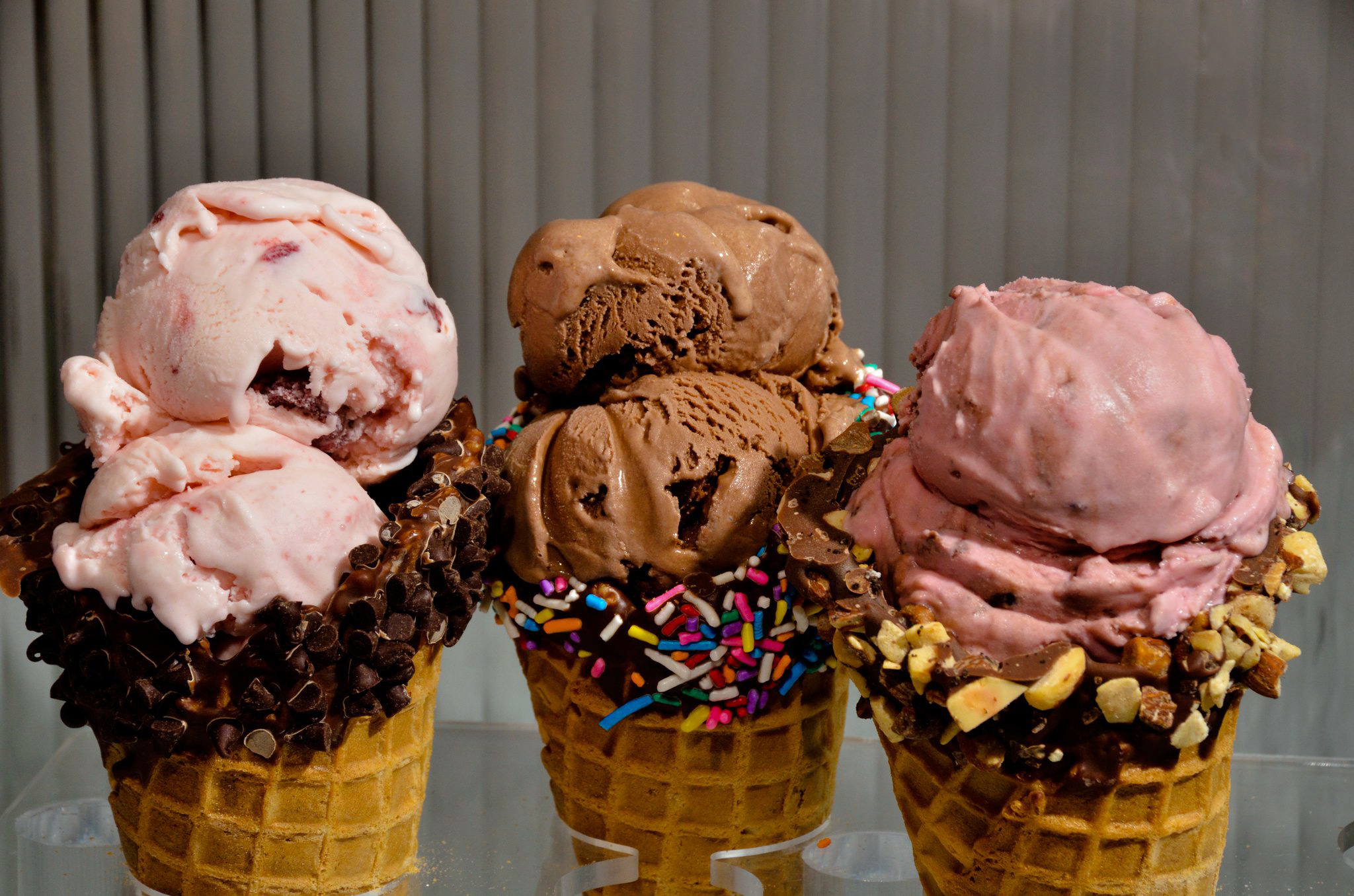 Best ice cream shops