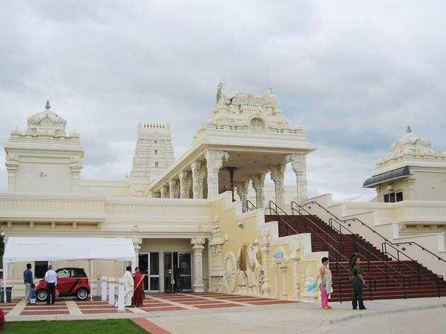 Hindu Temple of Greater Chicago, Sama Rathi Auditorium