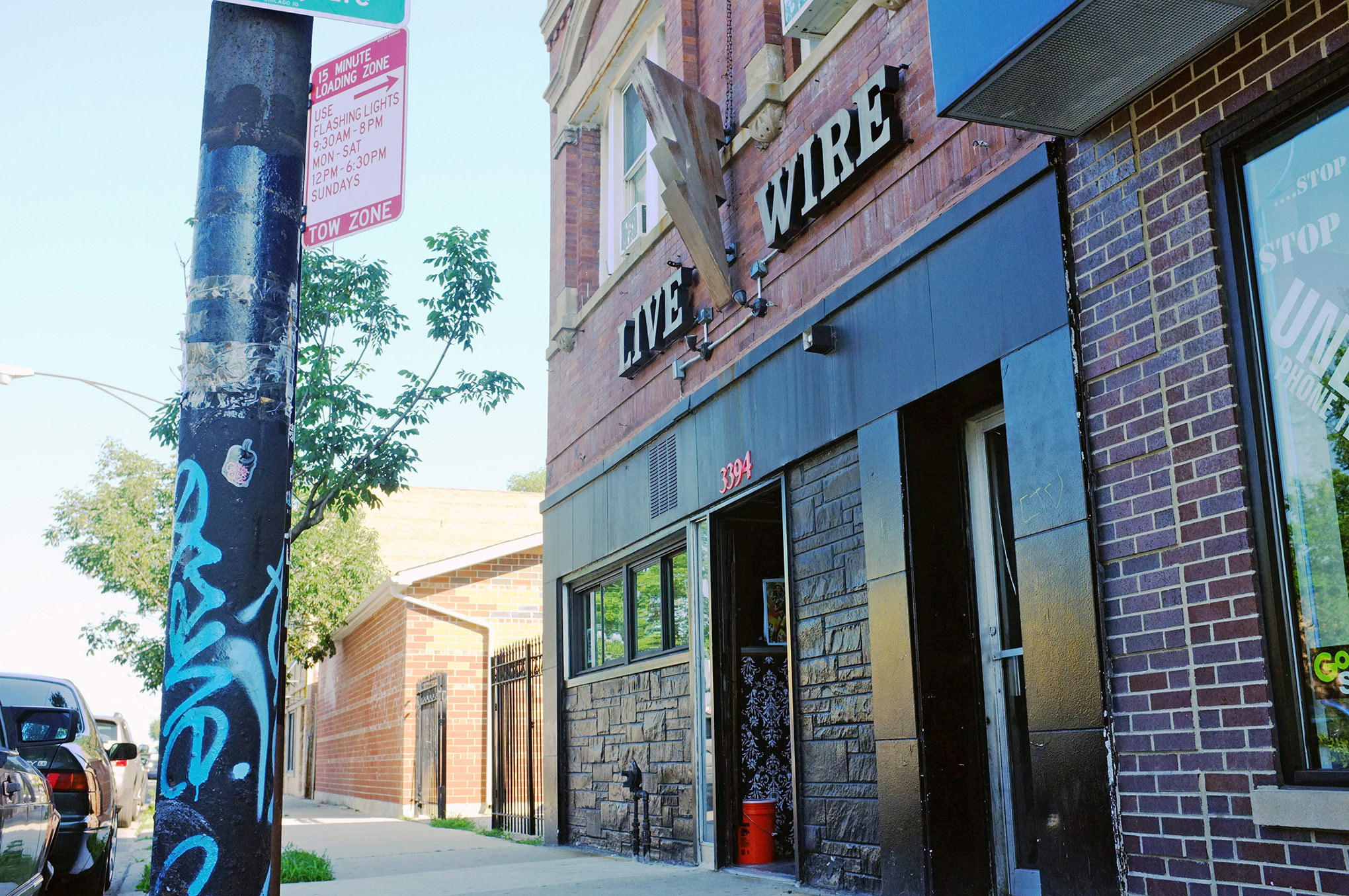 Live Wire Lounge | Bars in Irving Park, Chicago