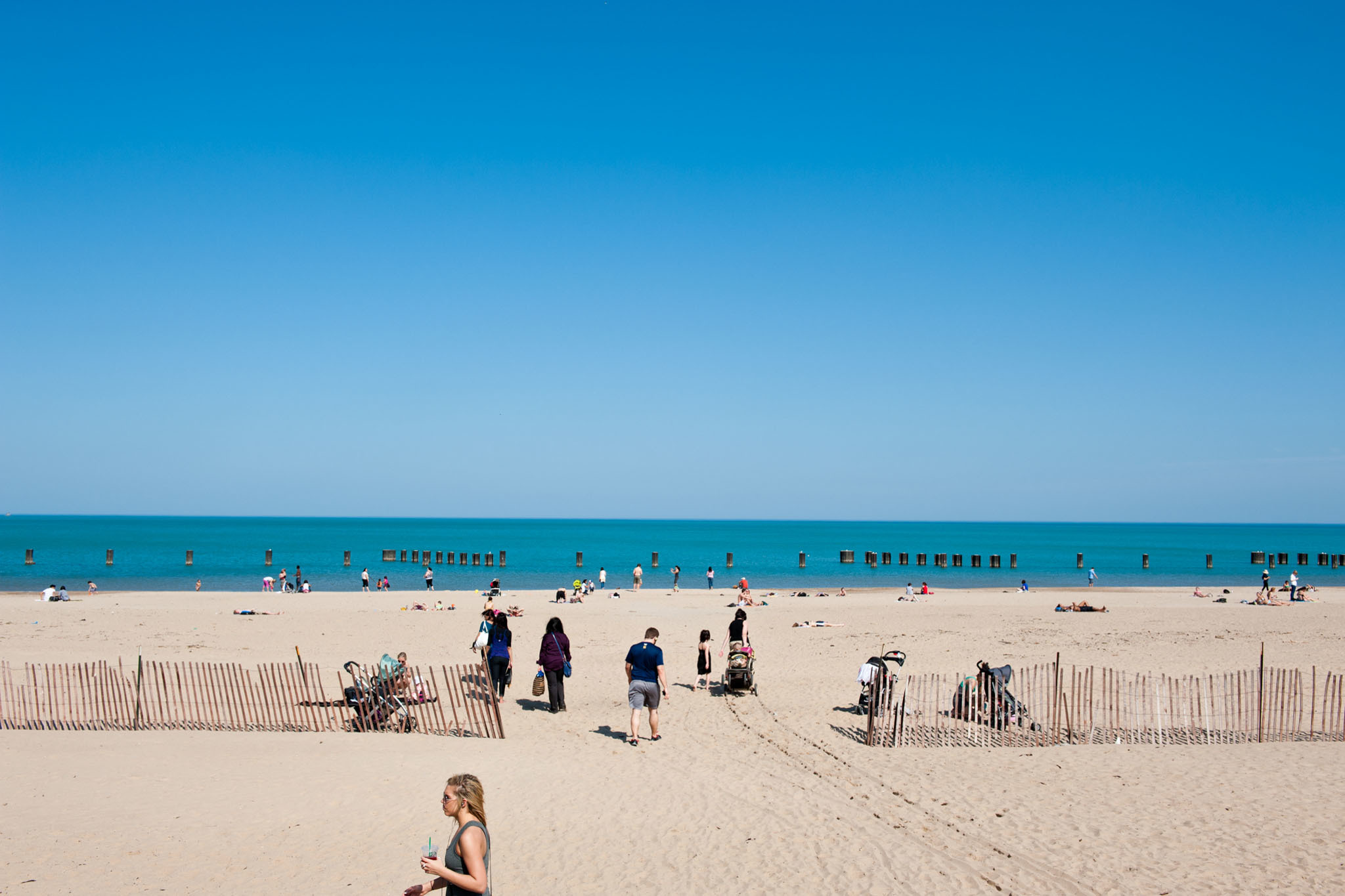 North Avenue Beach Things To Do In Lincoln Park Chicago - Chicago map north avenue beach
