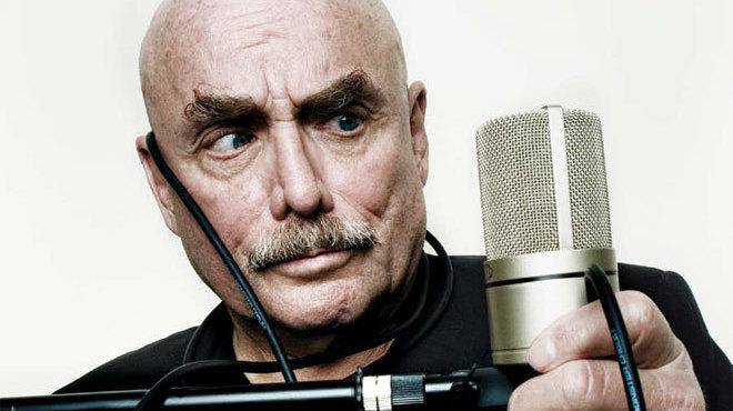 In a world where one man (Don LaFontaine) has only his mic...
