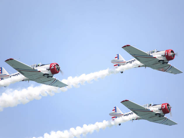 Photos: Air and Water Show 2013