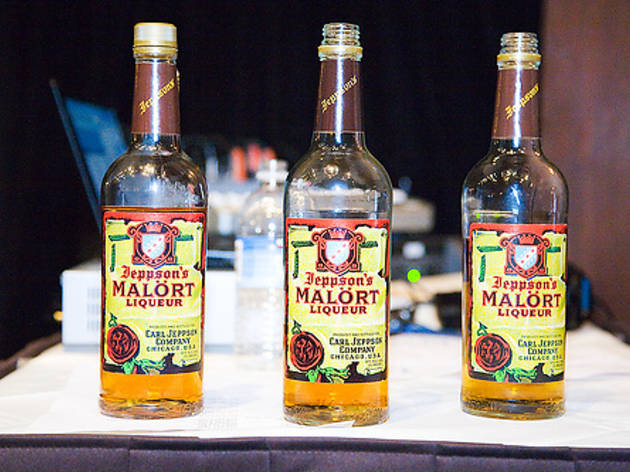 A Malört 5K will allow you to take shots before (and after) you run