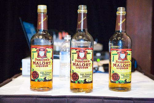 Take a shot of Jeppson's Malört.