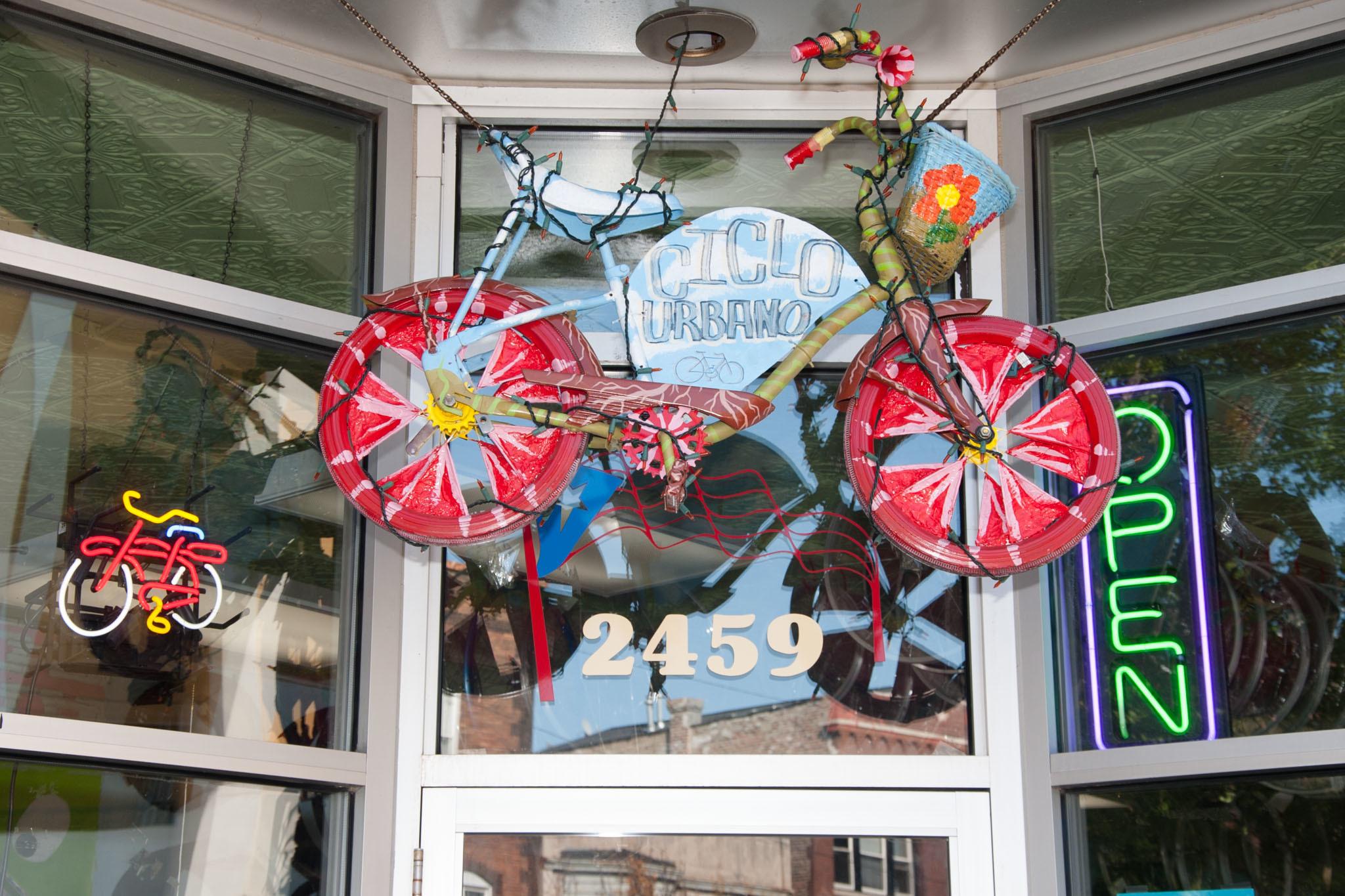 Ciclo Urbano/West Town Bikes