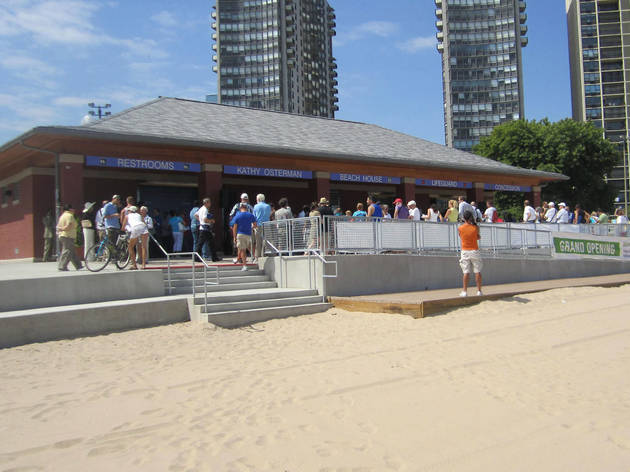 Osterman Beach