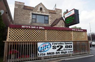 Mitty's Pub (CLOSED)