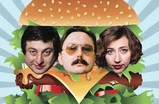 Eugene Mirman + John Hodgman + Kristen Schaal