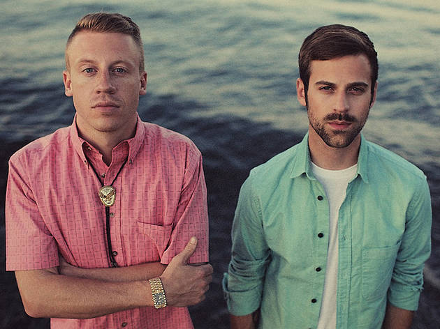 Macklemore and Ryan Lewis + Talib Kweli + Big K.R.I.T.