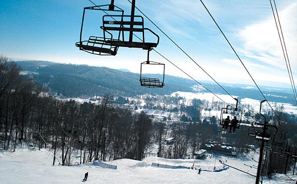Snow sport getaways