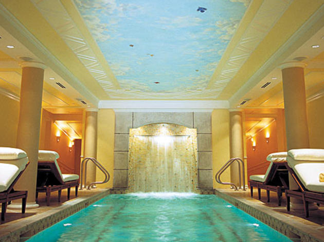 Winter spa getaways