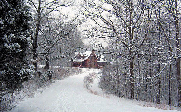 Quaint and quirky winter getaways