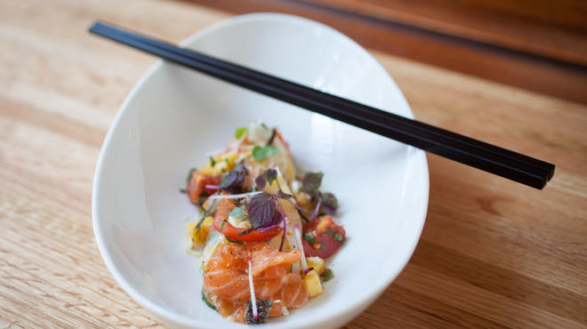 Uni Sushi, which features pan-Asian cuisine, is now open in Wicker Park.