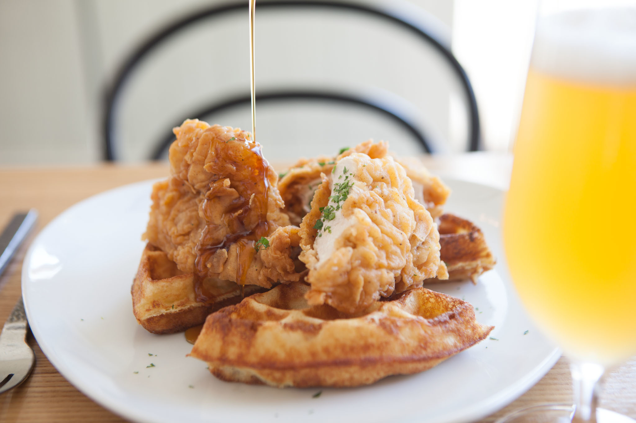 Unexpected spots for great fried chicken