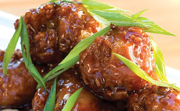 Chicken wings done three ways