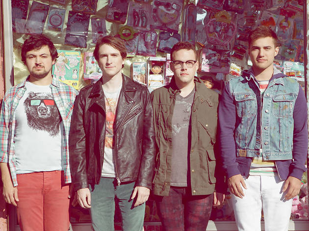Lollapalooza 2015: Walk the Moon + Hippo Campus