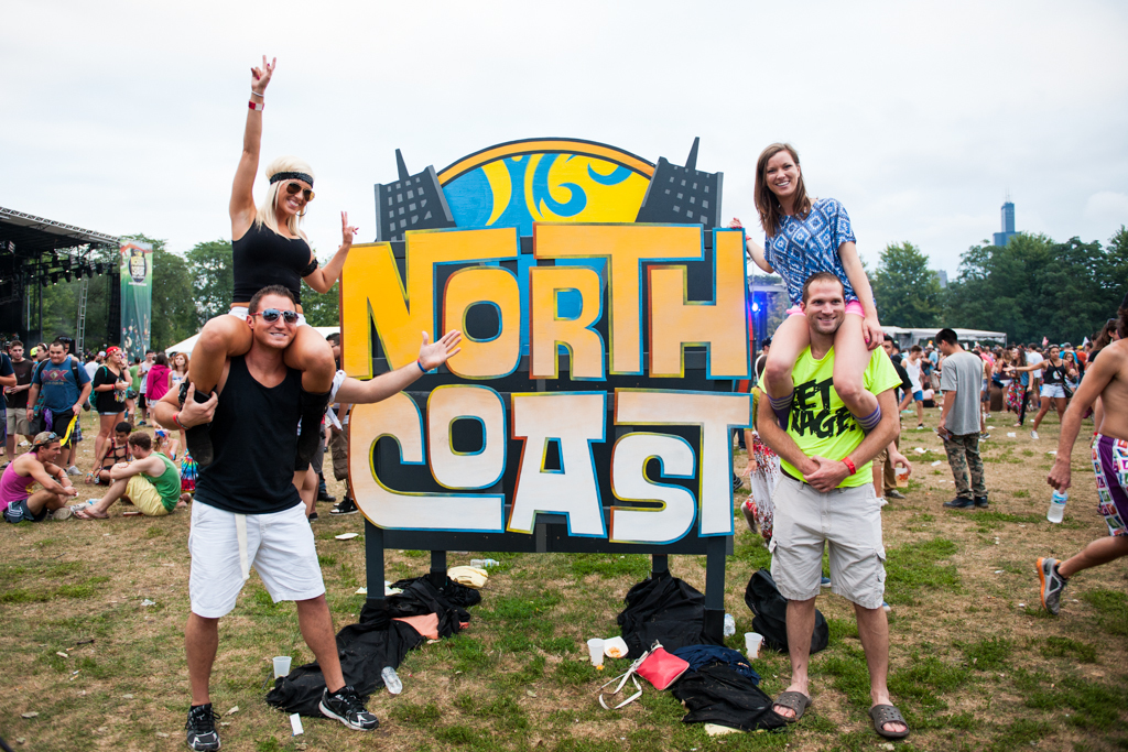 North Coast 2013 in photos