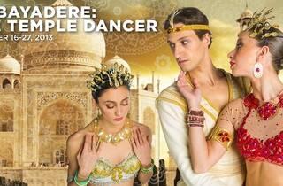 Joffrey Ballet: La Bayadere