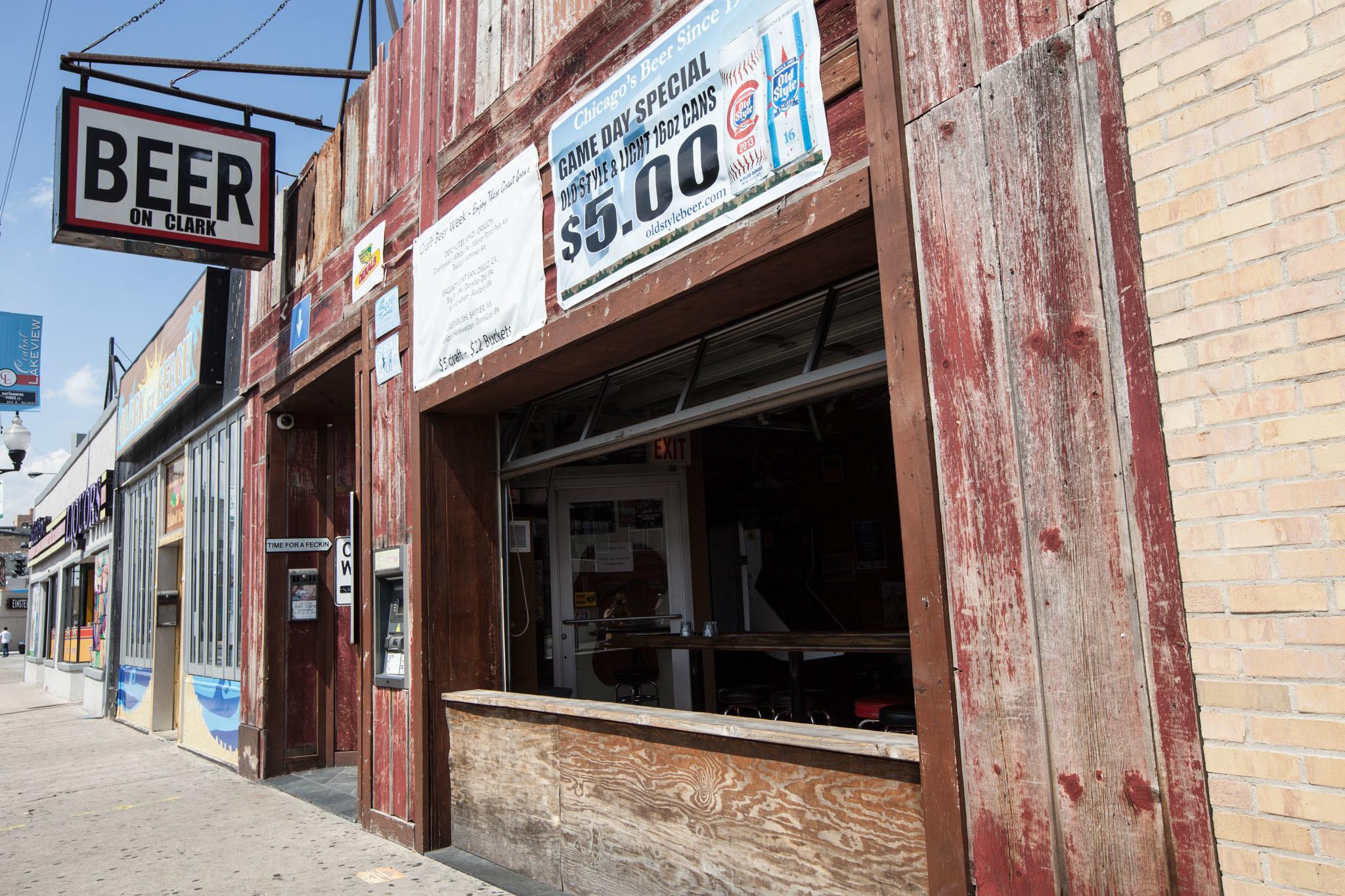 Clark Street (Addison to Belmont)