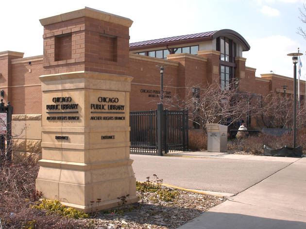 Chicago Public Library, Archer Heights Branch