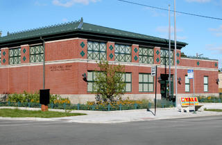 Chicago Public Library, West Chicago Avenue Branch