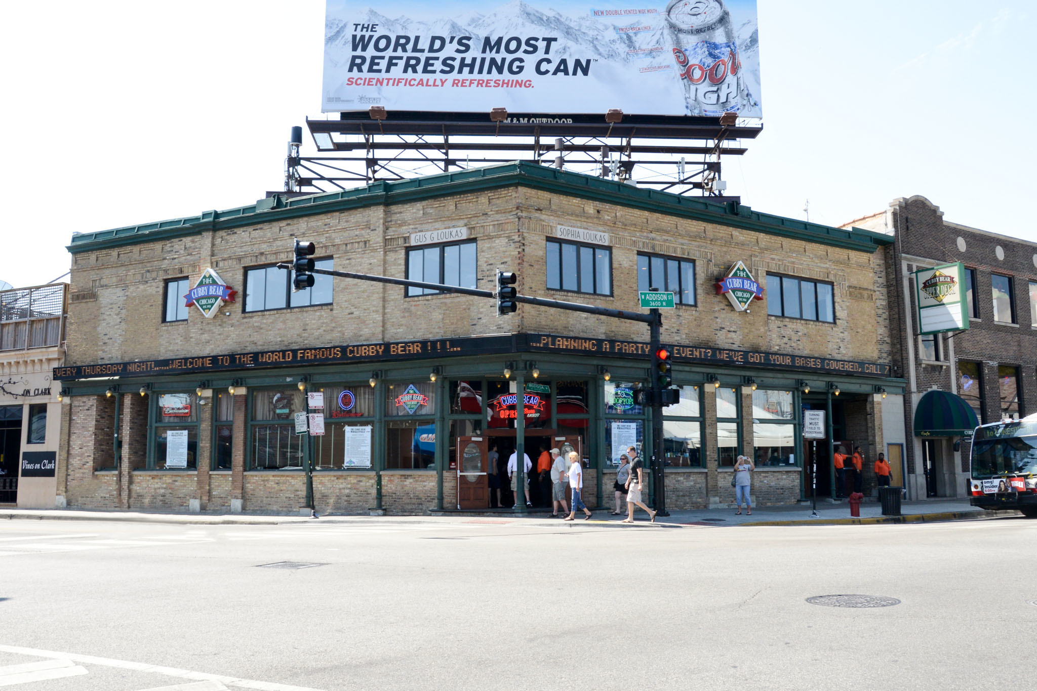 An uncivilized Wrigleyville bar crawl