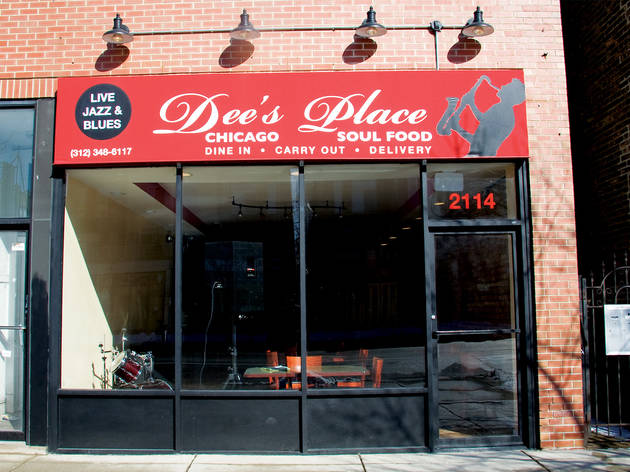 Dee's Place (CLOSED)