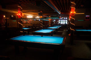 G Cue Billiards and Restaurant