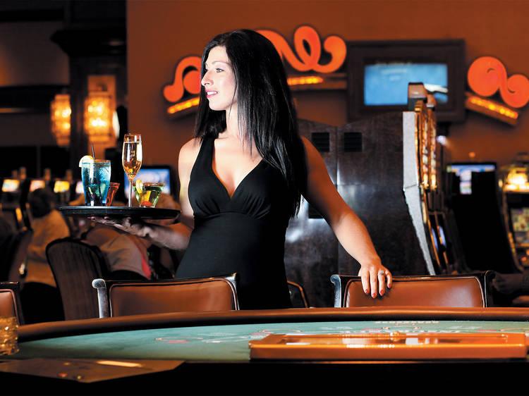 The casino: Horseshoe's Sixth Street Bar, Hammond, IN