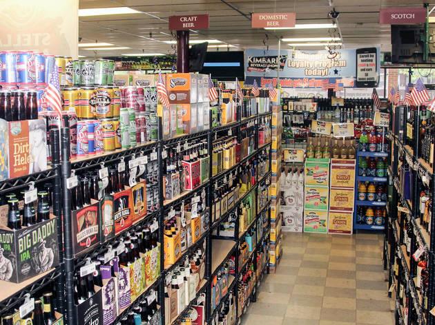 Kimbark Beverage Shoppe