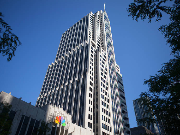 NBC Tower, 455 N Cityfront Plaza Dr