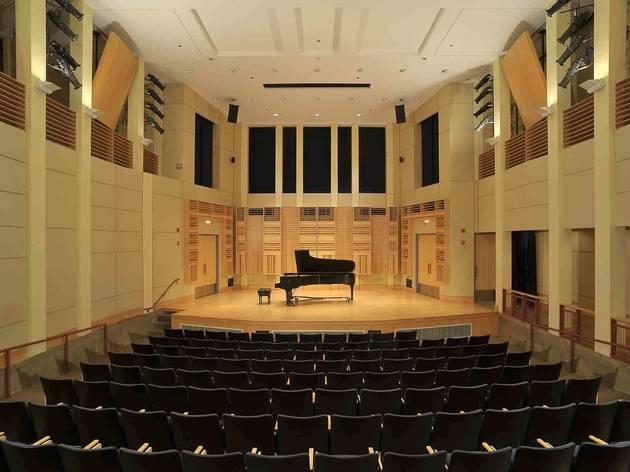 Northeastern Illinois University, Steinberg Fine Arts Center Recital Hall