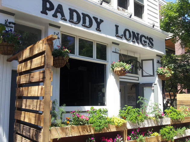 Paddy Long's Beer & Bacon Pub