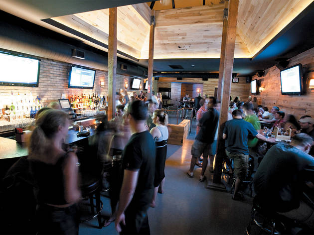 Racine Plumbing Bar & Grill