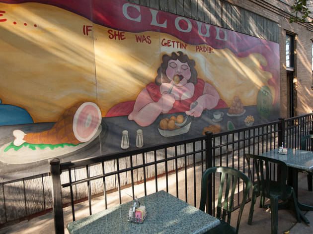 Silver Cloud Bar and Grill (CLOSED)
