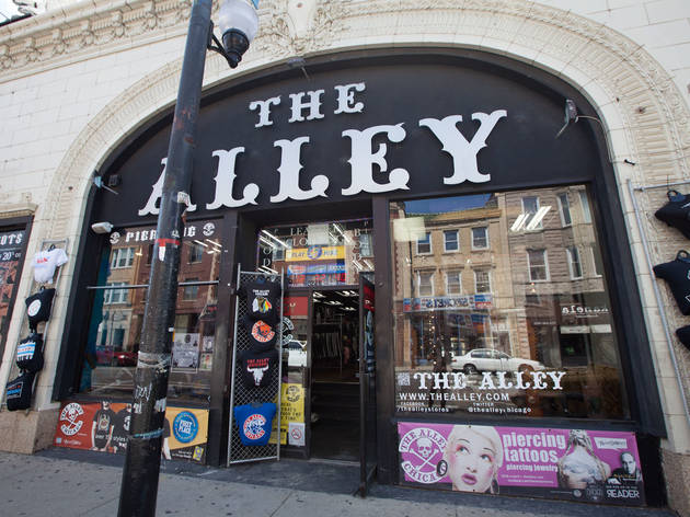 The Alley (CLOSED)