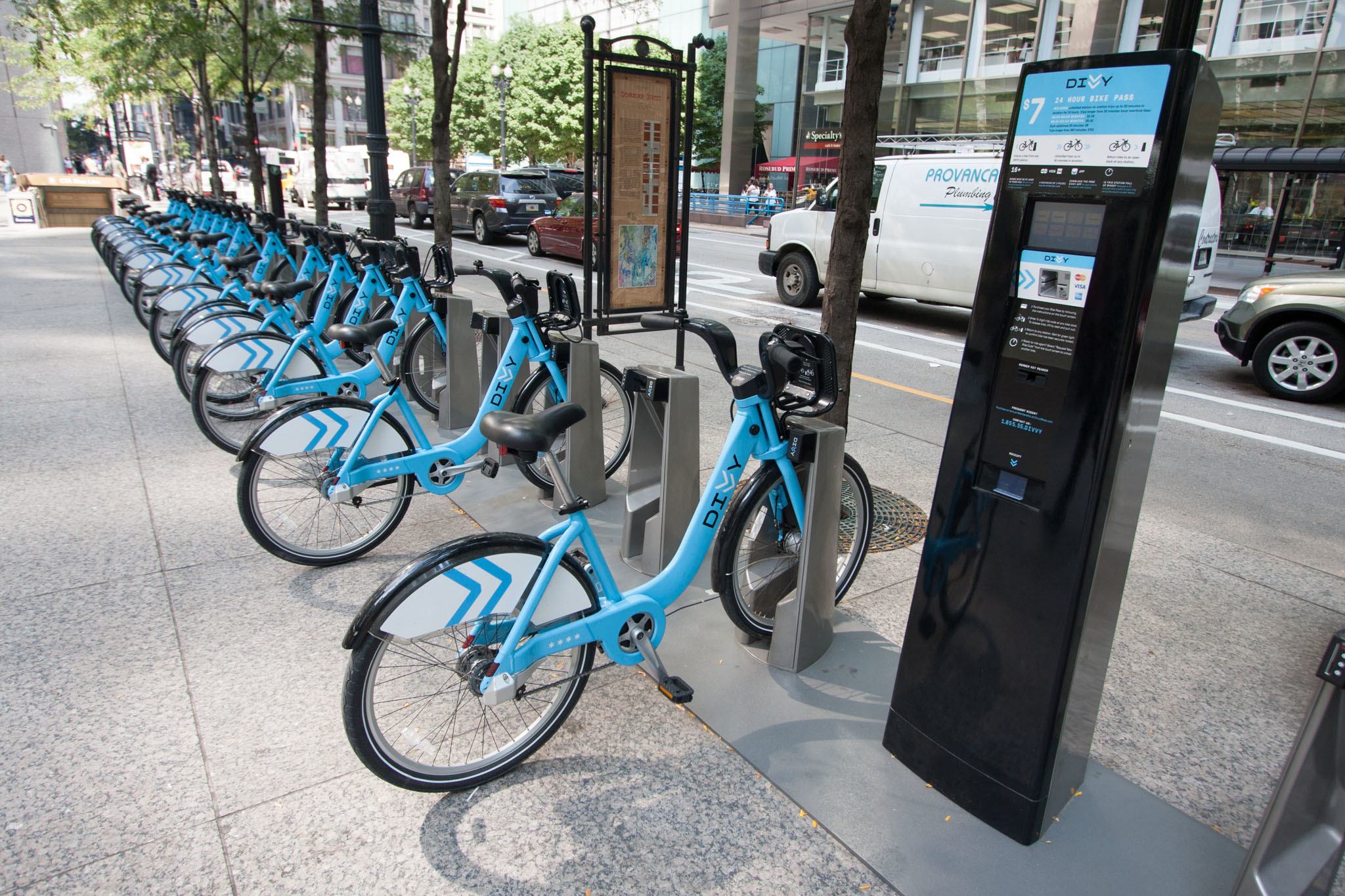 Get discounts and free burritos during Divvy Week
