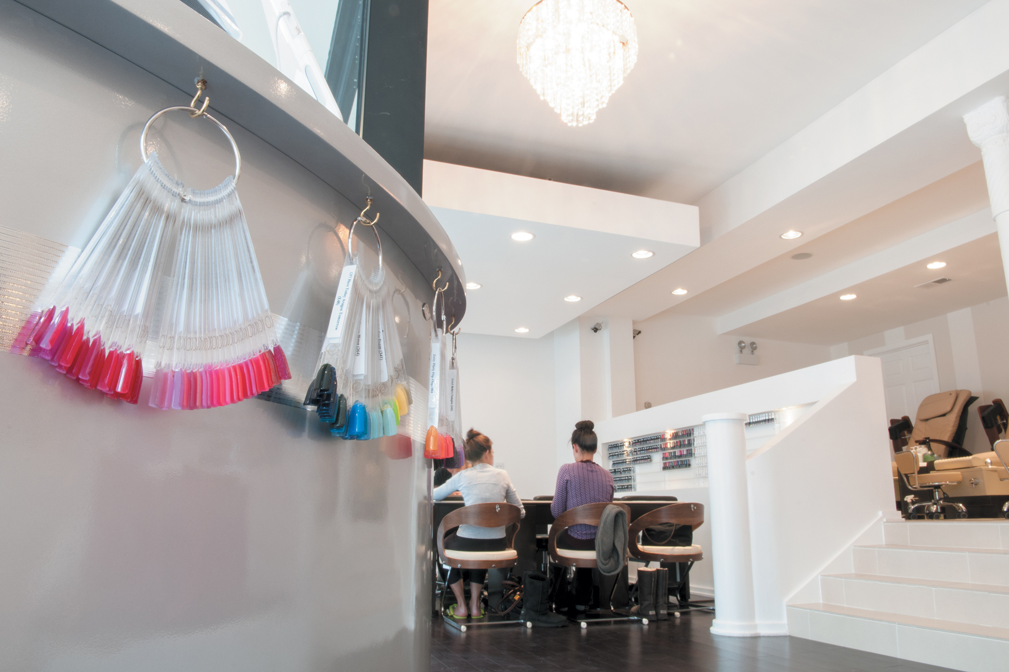 Nail Salons In Chicago For Mani Pedis And Nail Art