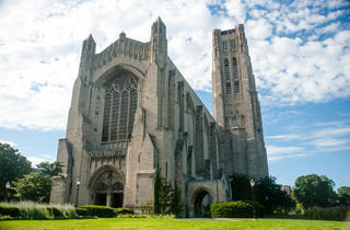 Rockefeller Memorial Chapel, University of Chicago