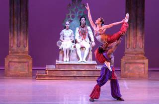 Von Heidecke's School of the Chicago Festival Ballet