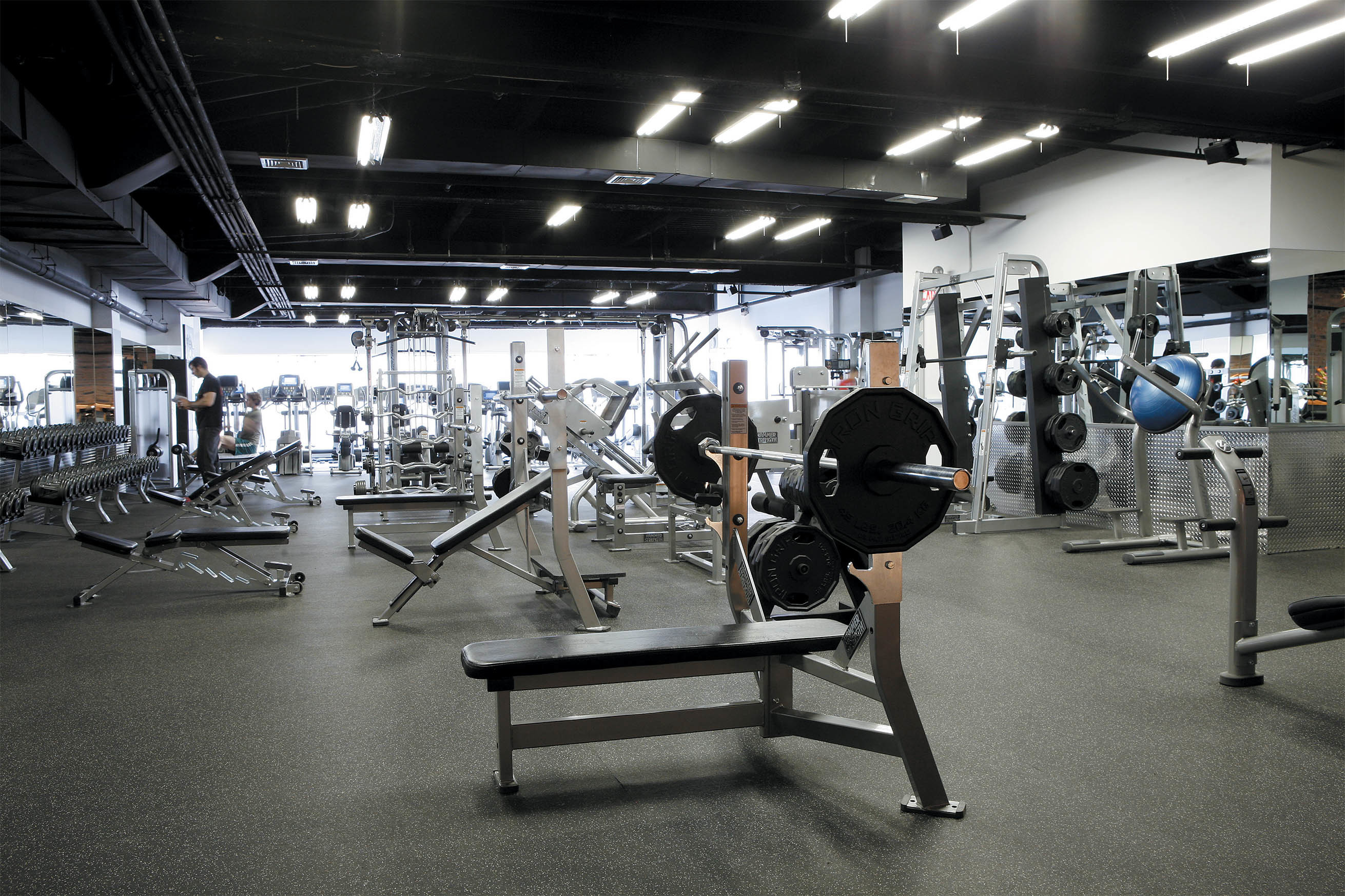 Best chicago gyms for getting in shape