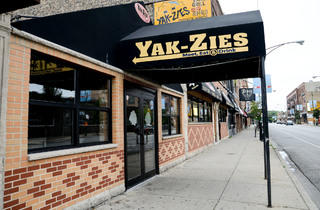 Yak-Zies Bar & Grill in Wrigleyville